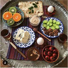 صبحانه ايراني
