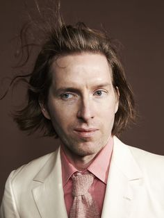 """Wes Anderson """"I wouldn't say that I'm particularly bothered or obsessed with detail."""""""