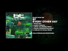 BT - Every Other Way (Armin Van Buuren Remix)