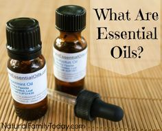 What are essential oils? #essentialoils #aromatherapy
