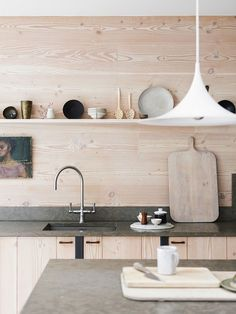House in Fulham by Studio Ore, Photography by Rory Gardiner | Remodelista #kitchen designs