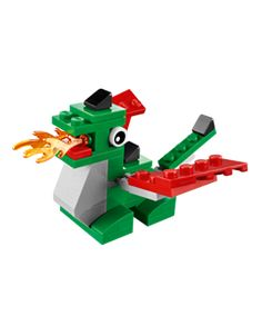 Bring the kids to the free LEGO Mini Build to create a super cool LEGO dragon!