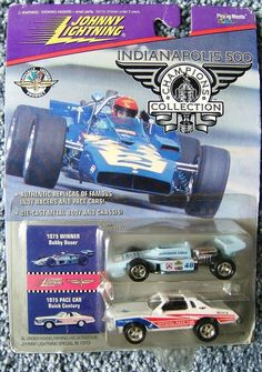 Check out Johnny Lightning Indianapolis 500 Champions Collection Bobby Unser 1975 Winner  http://www.ebay.com/itm/Johnny-Lightning-Indianapolis-500-Champions-Collection-Bobby-Unser-1975-Winner-/151402999218?roken=cUgayN&soutkn=BpsUWg via @eBay