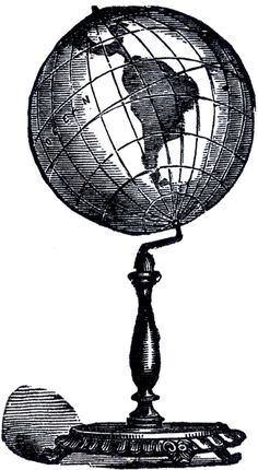 Free Stock Globe Images -- 2 versions