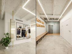 LET's RIDE Lafayette by DAS-studio, Paris – France » Retail Design Blog