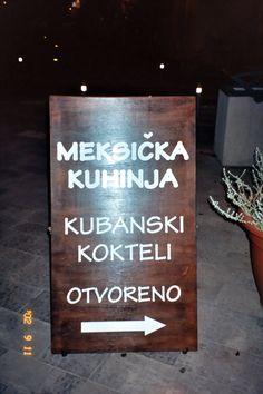 Cuban Cocktails - Samobor, Croatia