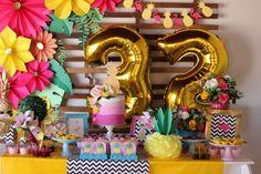 Natalia 32! Flamingo party