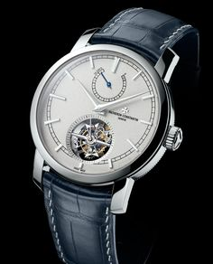 Vacheron Constantin - Patrimony Traditionnelle 14-day Tourbillon Collection Excellence Platine | Time and Watches