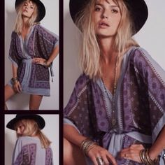 Free people boho tunic dress Free people boho tunic dress used one time. Price is firm. Free People Dresses