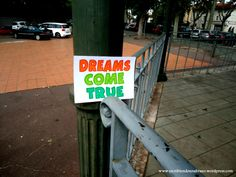 Dreams come true #EscribiendoUnAbrazo #abrazoescrito #abrazo #Lavaur