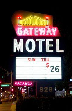 Gateway Motel on Las Vegas Blvd and Charleston