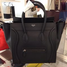 defbccb18b8b Celine Luggage Tote Bags for Spring 2014 and Price Increases. Best Buy