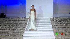 Le Notti della Moda a Villa Torlonia - Sfilata di Abiti da Sposa - www.H...
