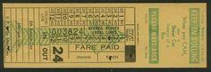 Omaha (Nebraska) & Council Bluffs (Iowa) Street Railway transfer