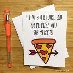 24 Shamelessly Sexual Valentine's Day Cards