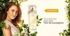 Lançamento: Perfume Natura Esta Flor de Laranjeira