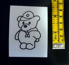 Covey Logic Cub Scout Small Black Decal