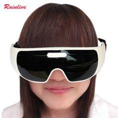 $9.97 (Buy here: https://alitems.com/g/1e8d114494ebda23ff8b16525dc3e8/?i=5&ulp=https%3A%2F%2Fwww.aliexpress.com%2Fitem%2FEye-massage-device-eye-protection-instrument-eye-nanny-massage-glasses-blindages%2F32493318335.html ) Eye Massager Magnetic vibration massage Eyes Chinese Acupoint massage Eye Protection relaxation Instrument  for just $9.97