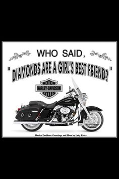 Everyone knows real women prefer Harleys #HDNaughtyList