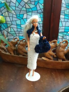 Handmade  Outfit for Barbie Dolls   SEE SPECIAL OFFER (nannycheryloriginal) 934 £3.00
