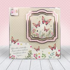 Wishes on Wings - Hunkydory | Hunkydory Crafts