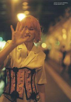 by and by — Serena Motola by Jiro Konami Japanese Models, Japanese Girl, Nana Komatsu Fashion, Komatsu Nana, Girl Film, Aesthetic Japan, Japan Fashion, Facon, Film Photography