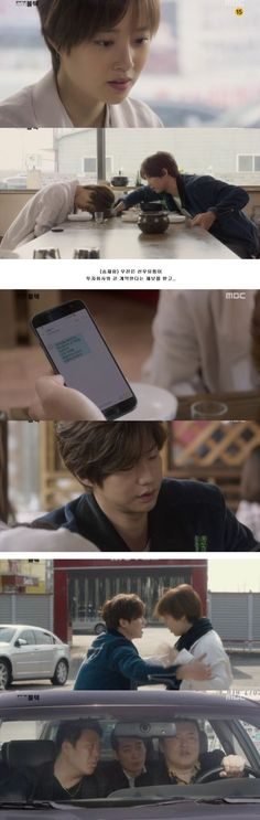 [Spoiler] Added episode 6 captures for the Korean drama 'Goodbye Mr. Black' @ HanCinema :: The Korean Movie and Drama Database