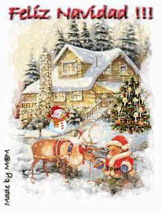 """Desgarga gratis los mejores gifs animados de feliz navidad. Imágenes animadas de feliz navidad y más gifs animados como corazones, nombres, animales o letras"""""""