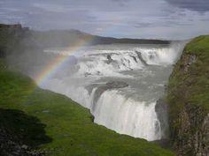 Waterfall Rainbow