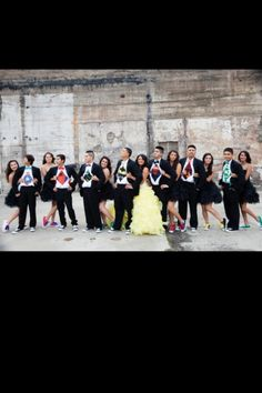 Chloe's super hero themed quinceanera #lisatriphotography