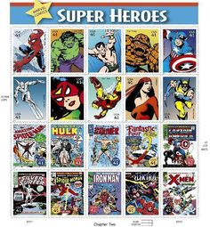 Marvel Comics, chapter 2. Issued in 2007; .41 cents. http://www.bonanza.com/listings/Marvel-Comics-41/16614983
