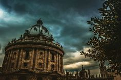 #Oxford #bluesky #photography #London #cloudy #clouds