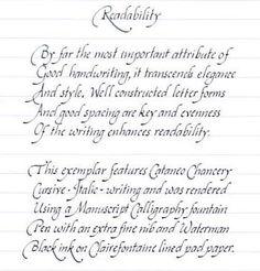 Why is my handwriting bad? - Quora