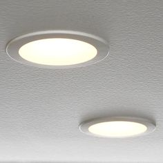 This spotlight can be used to provide a directed light over activity areas or as general lighting. Led Recessed Ceiling Lights, Led Bathroom Lights, Recessed Downlights, Ceiling Spotlights, Bedroom Spotlights, Led Spots, Electrical Installation, Spot Led