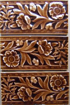 West Side Art Tiles -4498n302b3 - English Tile