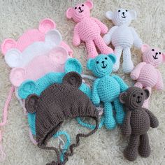 Newborn  Photography Crochet Baby Hat Bear Handmade Baby Cap Beanie Newborn Photo Studio Props Infantil Fotografia Accessories #>=#>=#>=#>=#> Click on the pin to check out discount price, color, size, shipping, etc. Save and like it!