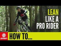 Video: How To Lean Your Mountain Bike In Turns: Corner Like A Pro! | Singletracks Mountain Bike News