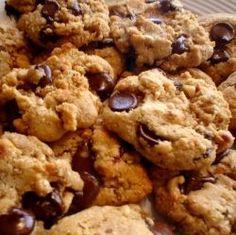 Gluten Free Peanut Flour Cookies