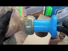 making a LATEX mold, then epoxy fill