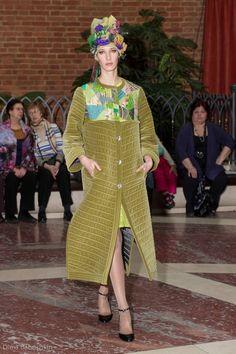 "patchwork painting by Tatiana Smirnova."" The authors - a famous fashion designer Tatiana Smirnova. her daughter Elena Smirnova   and granddaughter Catherine Khandrikov."