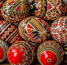 Hutsul Egg Art   #visit #romania #bucovina