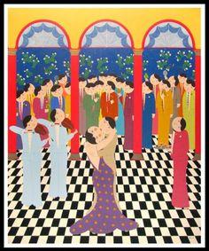 John Lim Paintings | La Galerie Shayne - The Shayne Gallery Popular Paintings, Printmaking, Kids Rugs, Illustration, Prints, Artist, Kid Friendly Rugs, Illustrations, Artists