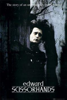 Edward Scissorhands, Tim Burton.