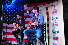 Austin Webb at Boot Grill for New From Nashville