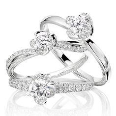 Beaverbrooks | Maple Leaf Diamond Rings #Beaverbrooks #Diamonds #MapleLeafDiamonds Canadian Diamonds, Leaf Jewelry, Diamond Engagement Rings, Dream Wedding, Stuff To Buy, Diamond Engagement Ring