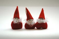 Tiny Little Father Christmas Decoration or by TheNataleStore, $8.70