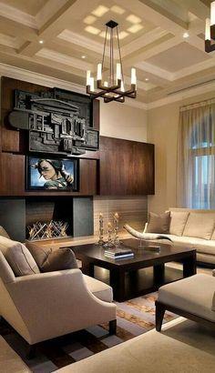 #smallspace Living-Room Idea.