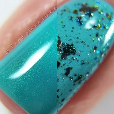 Pahlish/Elevation Polish The Venetian Duo