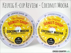 Flavored coffee drinkers, this one's for you!