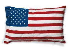 Flags Cushion USA design by Seletti